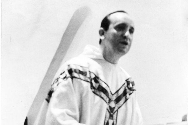 pape françois jeune