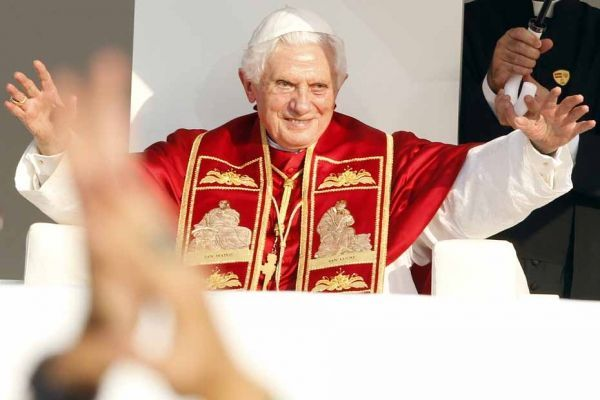 pape madrid JMJ REUTERS