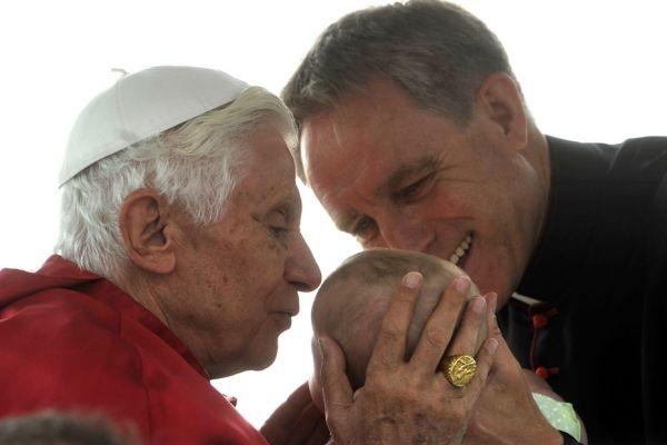 Pape rencontre mondiale de la famille