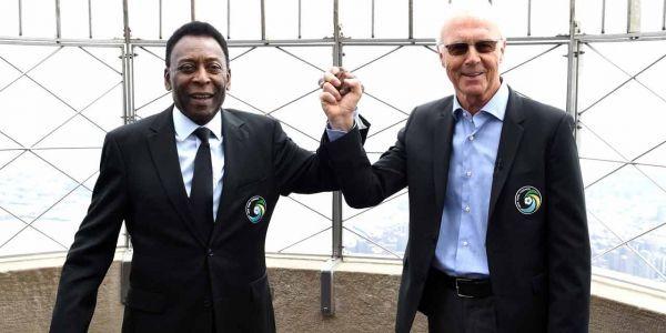 Pelé-Beckenbauer