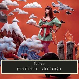Pochette album Luce Première phalange 300x300