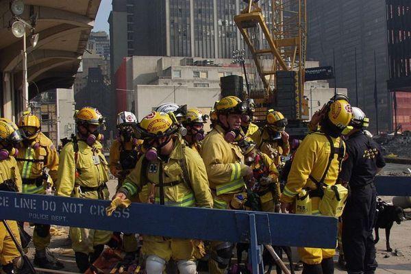 pompiers new york 11 septembre