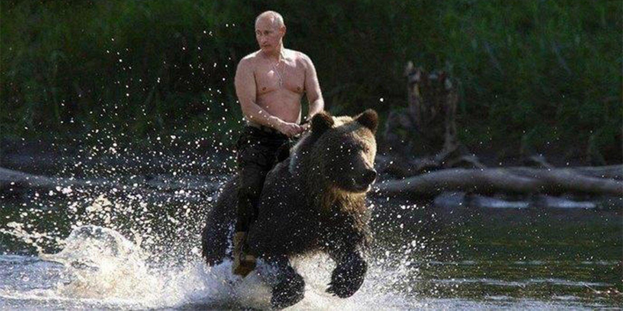 Η αρκούδα του Πούτιν