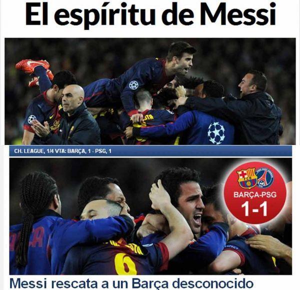 presse-espagnole