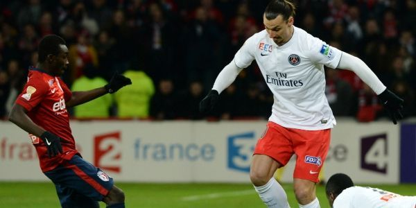 PSG-Lille - Rio Mavuba et Zlatan Ibrahimovic 1280-640