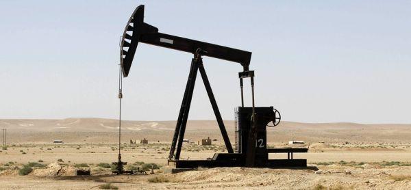 Puits de pétrole Syrie