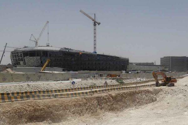 Qatar-constructions
