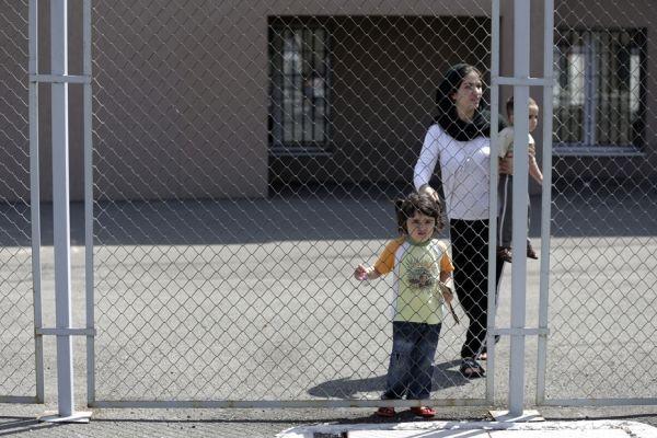 Réfugiés syriens en Bulgarie