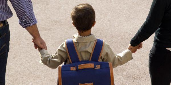 rentrée scolaire parents enfant