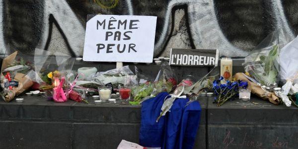 République 14 novembre 2015 1280x640 / DOMINIQUE FAGET / AFP