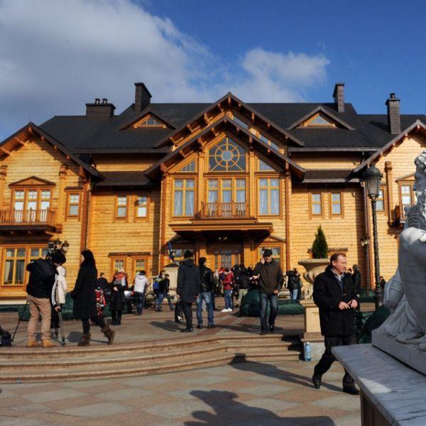 Résidence Ianoukovitch - 640-640