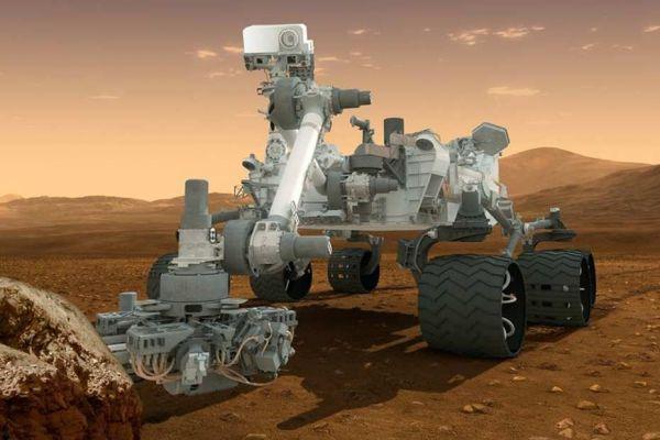 robot curiosity mars NASA 930620