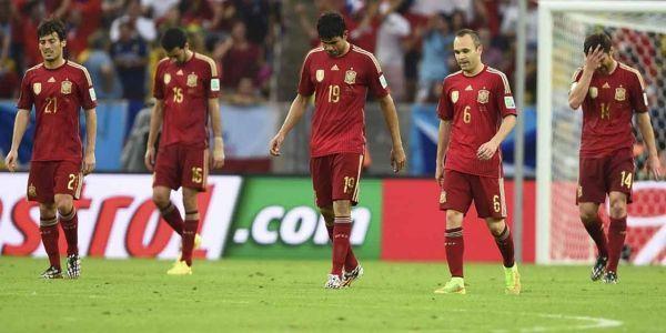 Roja Espagne