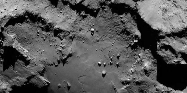 Rosetta comète 13/09/14