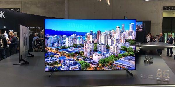 samsung téléviseurs 8K 1280
