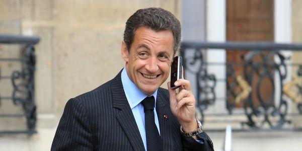 Sarkozy en juillet 2007 AFP
