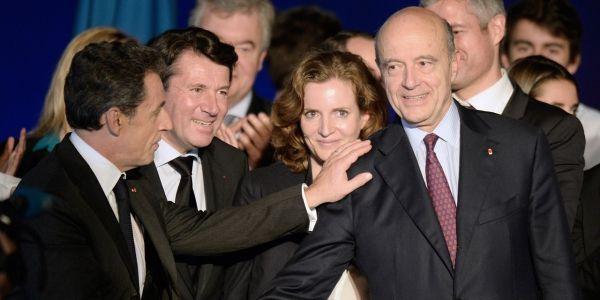 Sarkozy Juppé AFP 1280