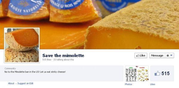 save the mimolette capture facebook