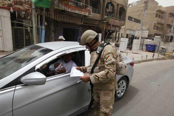 Sécurité renforcée à Bagdad
