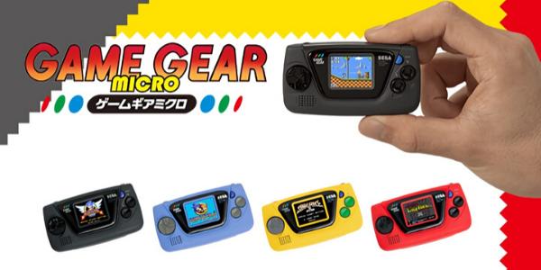 Sega Game Gear Micro 2