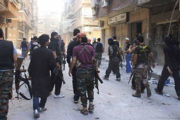 Selon l'Observatoire syrien des droits de l'Homme il y aurait plusieurs dizaines de victimes.