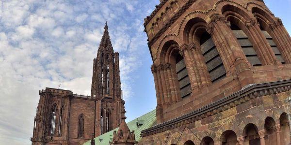 Strasbourg cathédrale AFP 1280