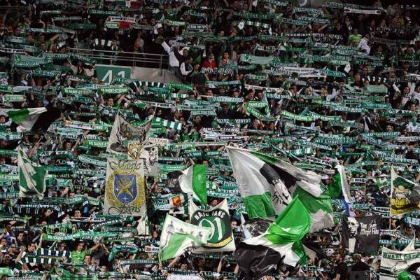 Supporters de Saint-Etienne, 930