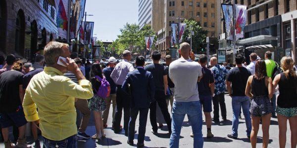 sydney rue bloquee REUTERS 1280