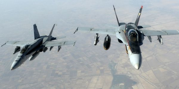 Syrie avions