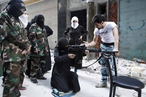 syrie, REUTERS