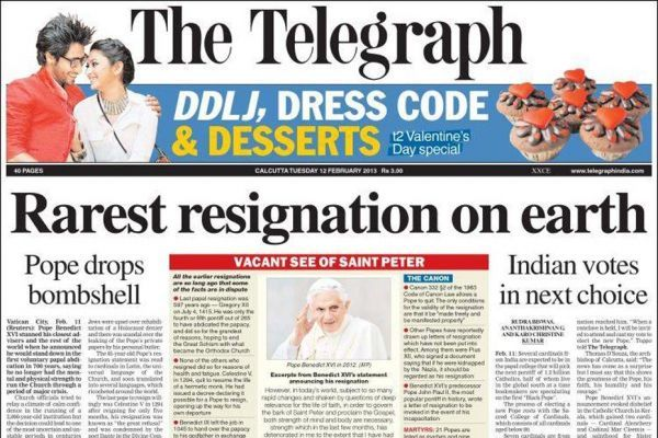the telegraph, inde
