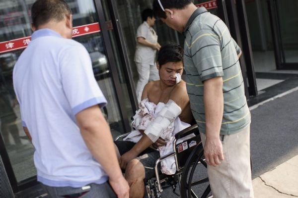 Tianjin Benjamin Haas / AFP 714