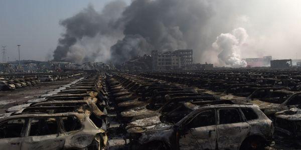 Tianjin1 AFP