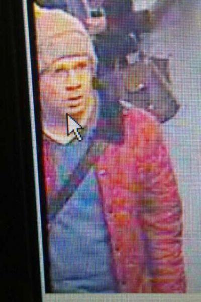tireur libération suspect metro videosurveillance IMAGE VERTICALE