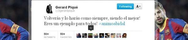 Tweet-Piqué