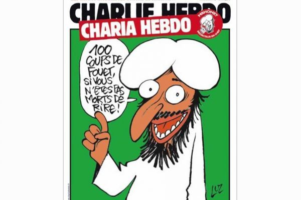une charia charlie hebdo DR 930620