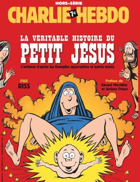 Une de Charlie Hebdo HS