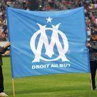 Logo OM Marseille - PHILIPPE HUGUEN / AFP - 640x640