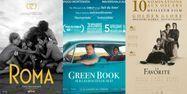 Montage films favoris pour les Oscars (1280x640) Montage Netflix/Participant Media DreamWorks Pictures/Element Pictures Scarlet Films
