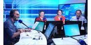 """Matthieu Noel et son équipe pour sa nouvelle émission """"L'Equipée Sauvage"""""""