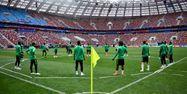 Équipe d'Arabie saoudite à l'entraînement (1280x640) Alexander NEMENOV / AFP