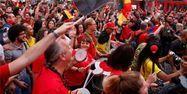 Supporters belges à Bruxelles (1280x640) NICOLAS MAETERLINCK / BELGA / AFP