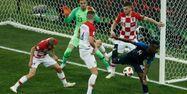 Faute de main de Perisic sur le penalty (1280x640) Adrian DENNIS / AFP
