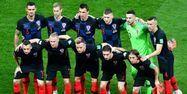L'équipe de Croatie face à l'Angleterre (1280x640) Mladen ANTONOV / AFP