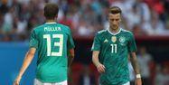 Özil face à la Corée du Sud (1280x640) SAEED KHAN / AFP