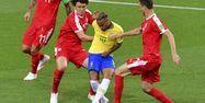 Neymar face à la Serbie (1280x640) Mladen ANTONOV / AFP