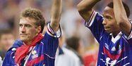 Didier Deschamps et Thierry Henry (1280x640) DANIEL GARCIA / AFP