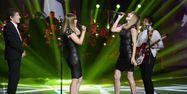 12.02.Victoires musique Birgitte Souchon VOulzy.BERTRAND GUAY  AFP.1280.640