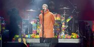 Liam Gallagher Oasis concert Manchester Dave Hogan for One Love Manchester / One Love Manchester / AFP 1280
