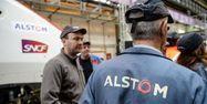 Alstom salariés